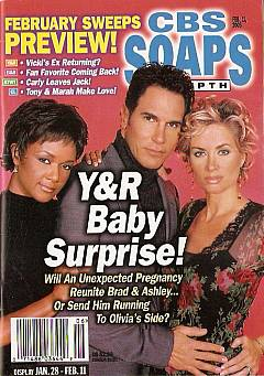 CBS Soaps In Depth February 11, 2003