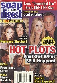 Soap Opera Digest Feb. 11, 2003