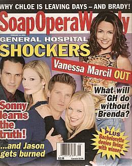 Soap Opera Weekly February 11, 2003