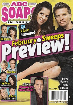 February 11, 2019 ABC Soaps In Depth