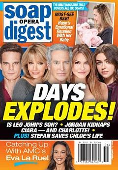 Soap Opera Digest February 11, 2019