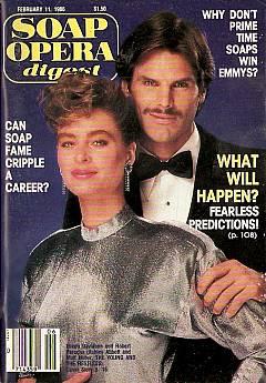 Soap Opera Digest February 11, 1986