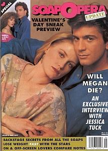 Soap Opera Update February 11, 1992