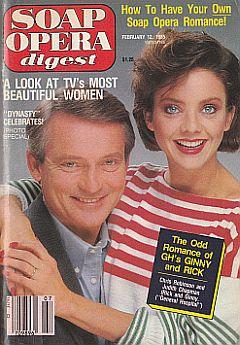 February 12, 1985 Soap Opera Digest