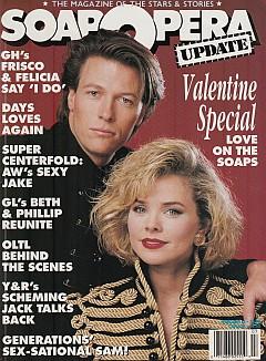 Soap Opera Update February 12, 1990