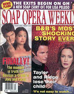 Soap Opera Weekly February 13, 2001