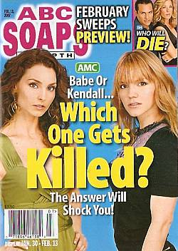 ABC Soaps In Depth February 13, 2007