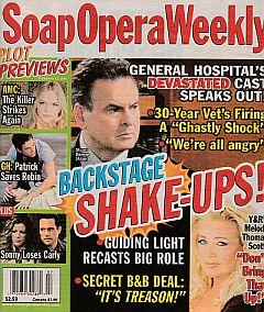 Soap Opera Weekly February 13, 2007