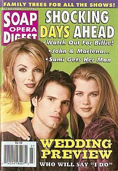Soap Opera Digest - February 13, 1996