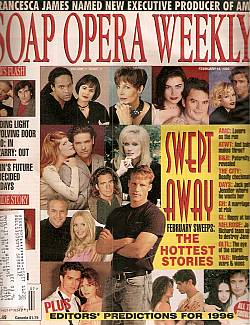 Soap Opera Weekly February 13, 1996