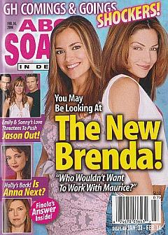 ABC Soaps In Depth Feb. 14, 2006