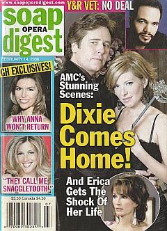 Soap Opera Digest Feb. 14, 2006