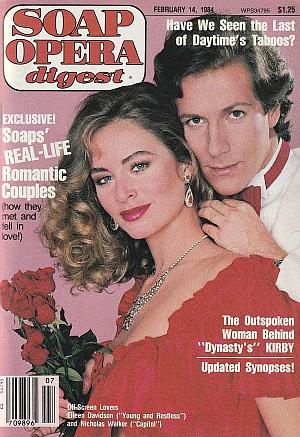 February 14, 1984 Soap Opera Digest