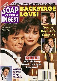 Soap Opera Digest - February 14, 1995