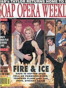 Soap Opera Weekly February 14, 1995