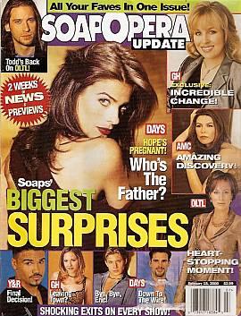 Soap Opera Update February 15, 2000