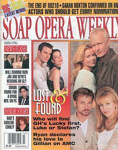 Soap Opera Weekly February 15, 2000