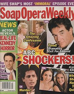 Soap Opera Weekly February 15, 2005