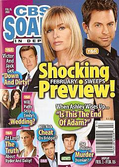 CBS Soaps In Depth February 15, 2010