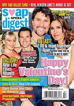 Soap Opera Digest February 15, 2011