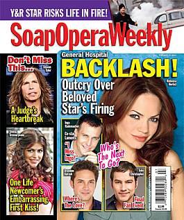Soap Opera Weekly - February 15, 2011
