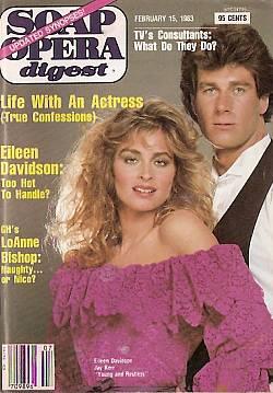 February 15,1983 Soap Opera Digest