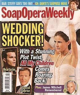Soap Opera Weekly Feb 16, 2010