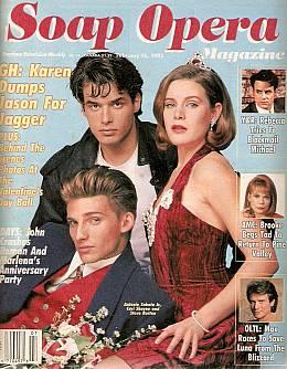 Soap Opera Magazine Feb. 16, 1993