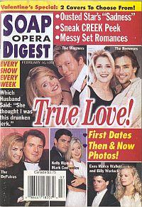 Soap Opera Digest - February 16, 1999