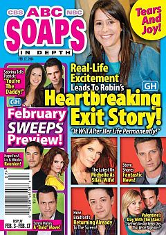 ABC Soaps In Depth February 17, 2014