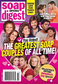 Soap Opera Digest February 17, 2020