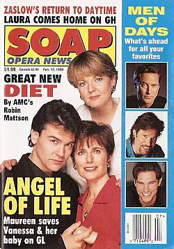 Soap Opera News February 17, 1998