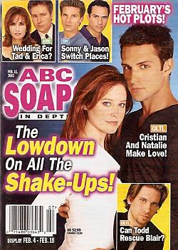 ABC Soaps In Depth February 18, 2003