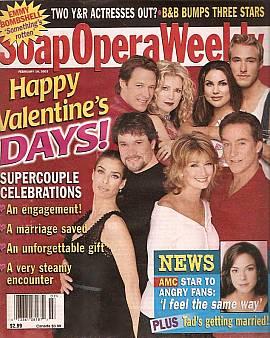 Soap Opera Weekly February 18, 2003