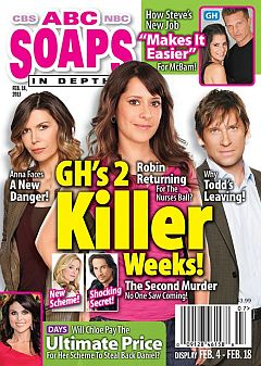 ABC Soaps In Depth February 13, 2013