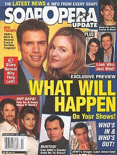 Soap Opera Update February 18, 1997