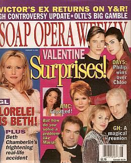 Soap Opera Weekly February 19, 2002