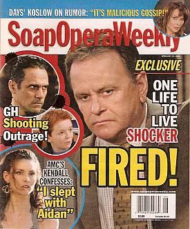 Soap Opera Weekly Feb. 19, 2008