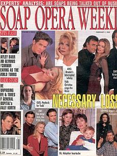 Soap Opera Weekly February 1, 1994