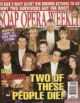 Soap Opera Weekly February 20, 2001