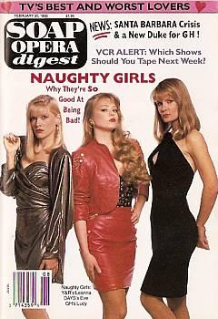 February 20, 1990 Soap Opera Digest