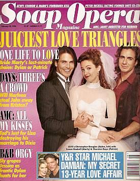 Soap Opera Magazine February 20, 1996