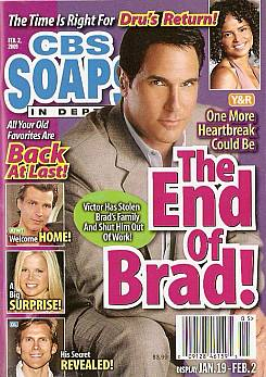 CBS Soaps In Depth February 2, 2009