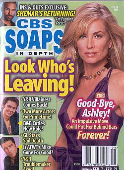 CBS Soaps In Depth February 21, 2006