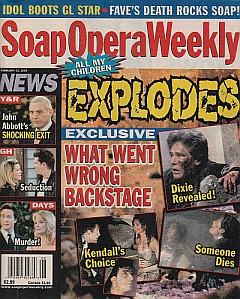 Soap Opera Weekly February 21, 2006