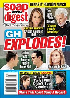 Soap Opera Digest Feb. 2, 2015