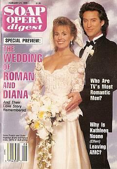 Soap Opera Digest February 21, 1989