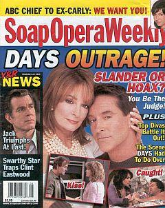 Soap Opera Weekly February 22, 2005