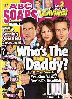 ABC Soaps In Depth February 22, 2010