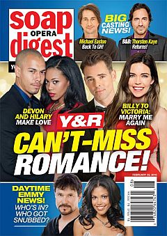 Soap Opera Digest Feb. 22, 2016